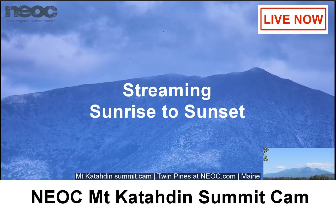 NEOC Katahdin Summit Cam